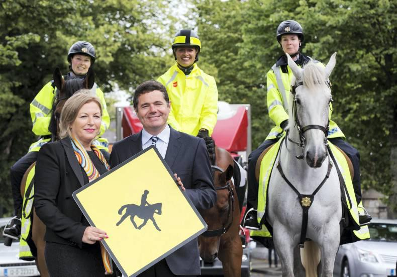 Agencies team up to make roads safer for horses