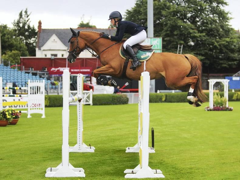 Rankin racks-up second win at RDS