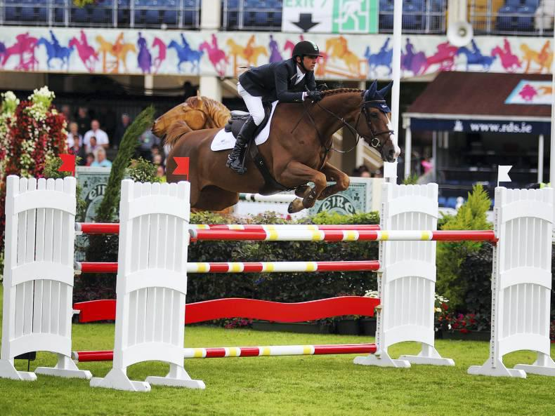 Zanotelli scores for Brazil in young horse international