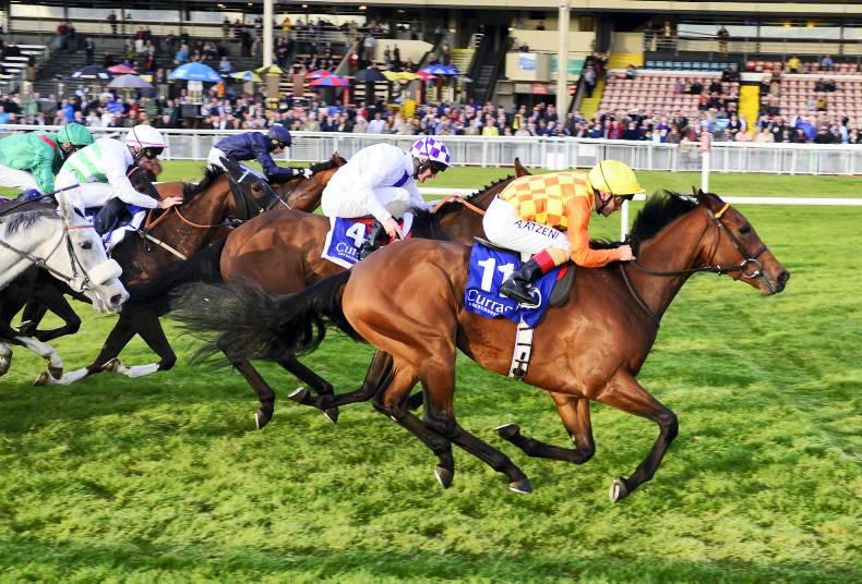 GERMAN: Second steps up for Group 1 win