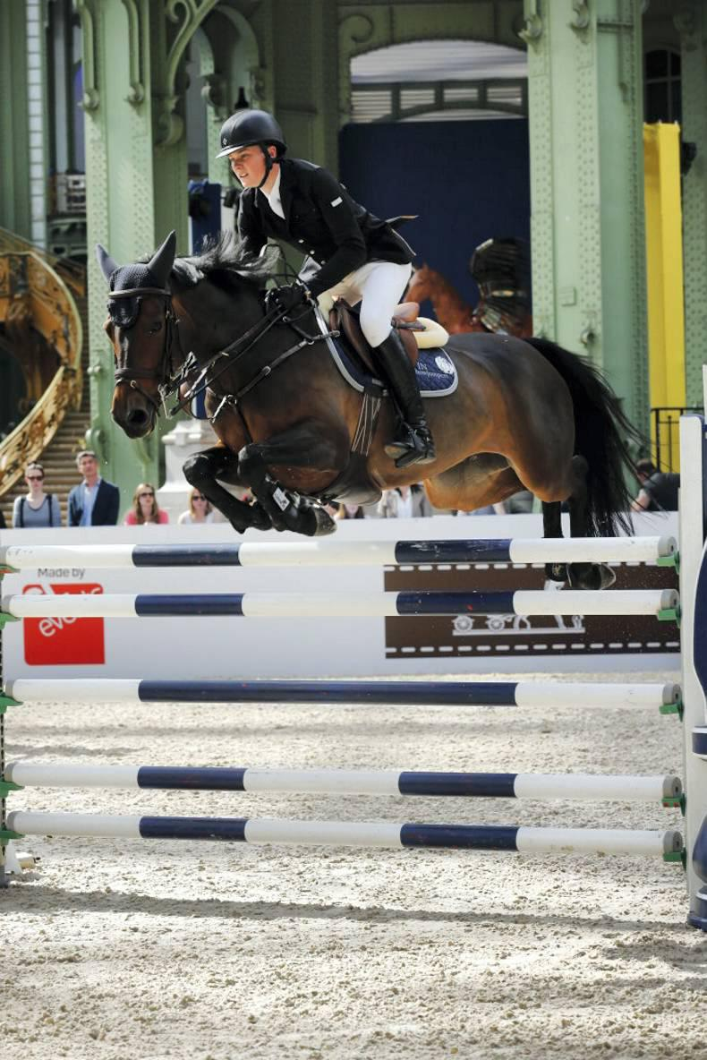 Irish young riders take European bronze