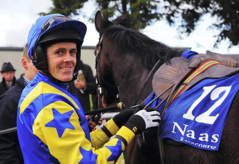Jockey Andrew McNamara retires from saddle on a winner