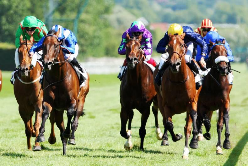 FRANCE: Mighty Muhaarar makes it three in a row