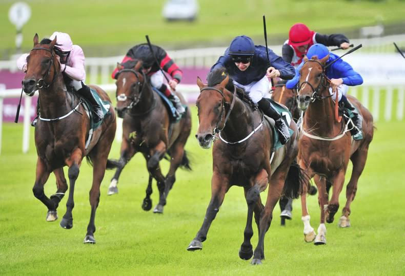 CURRAGH SUNDAY: Air Force lands Phoenix prize