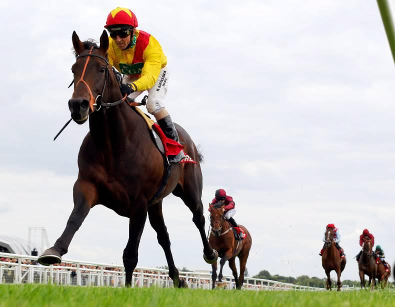 Agent Murphy has Group 1 potential