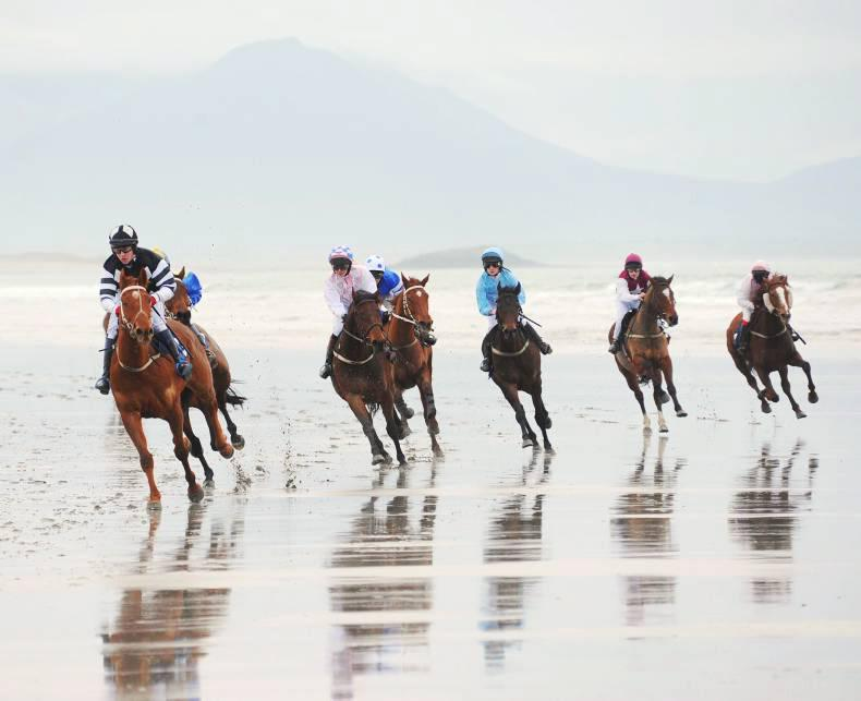 HORSE AND PONY RACING: Doubles all round