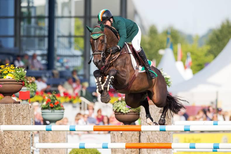 Agony in Aachen for Irish team