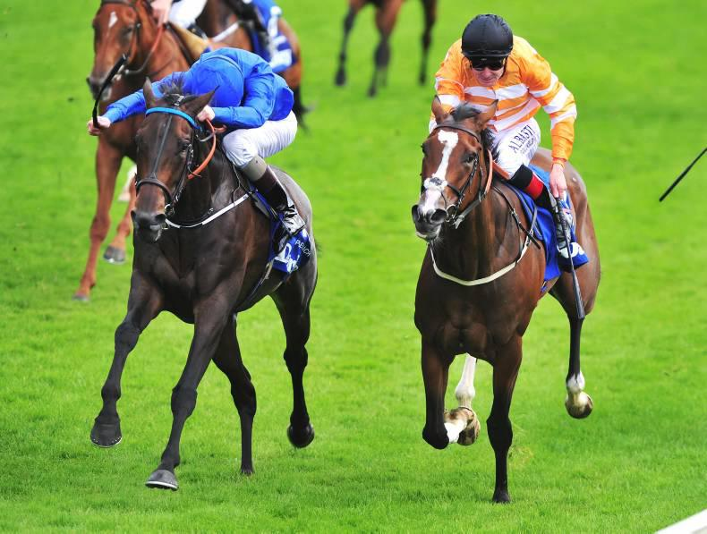 YORK THURSDAY: Pleascach proves perfect in Oaks