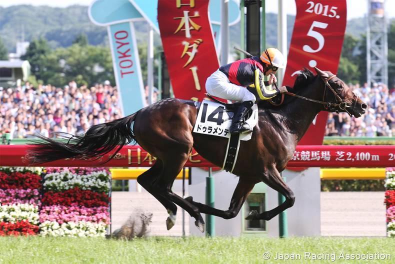 JAPAN: Sunday Silence father of the modern day Japanese racehorse