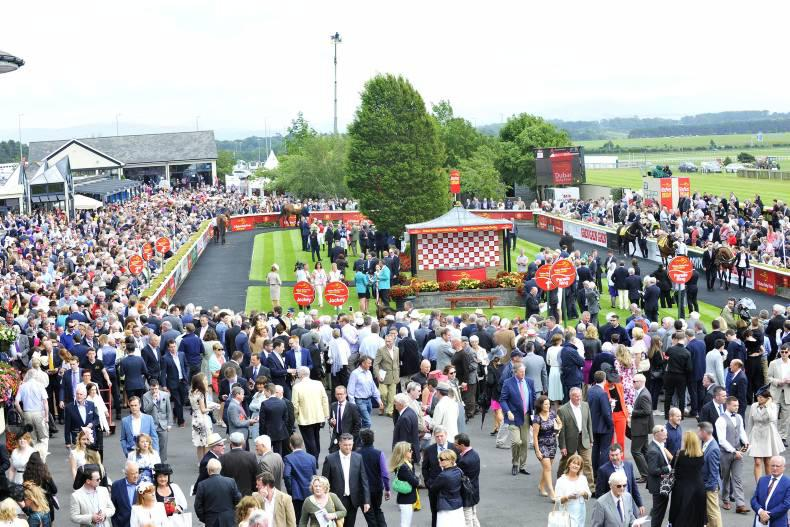 Minister and Turf Club agree on Curragh project