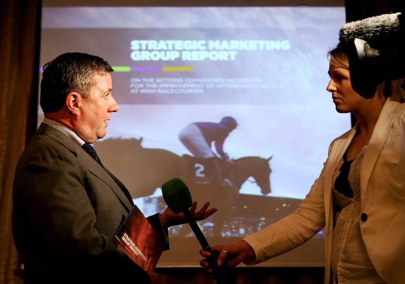 Irish Champions Weekend: All systems go at Irish racing HQ
