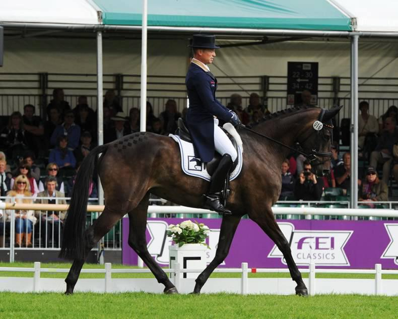 Jung off to flying start at Burghley