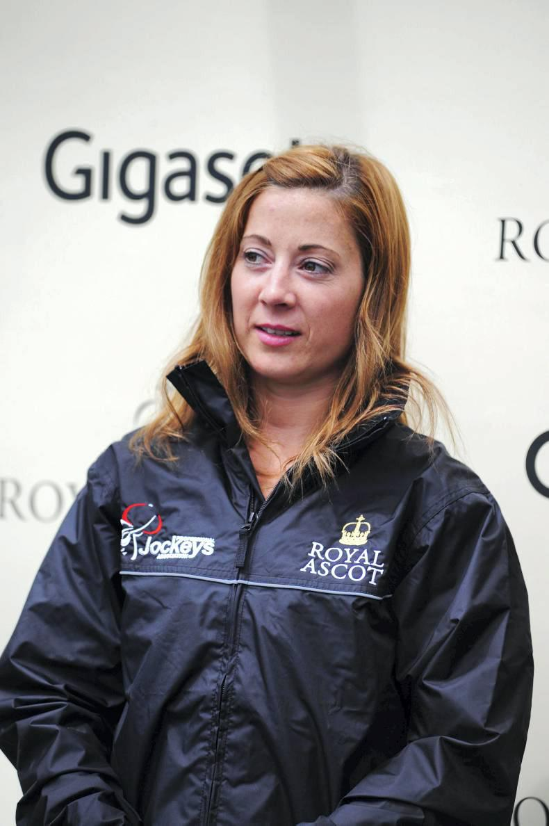 Hayley Turner to retire from race-riding
