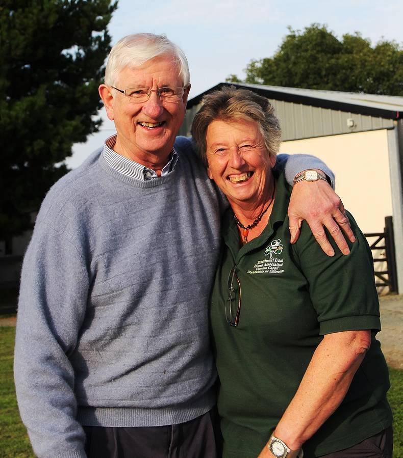 PONY TALES: Paula and Frank Cullen seek equestrian world support