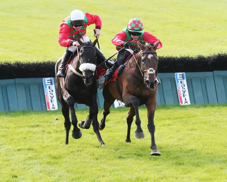 GALWAY TUESDAY:  Bachasson bounds on to third win