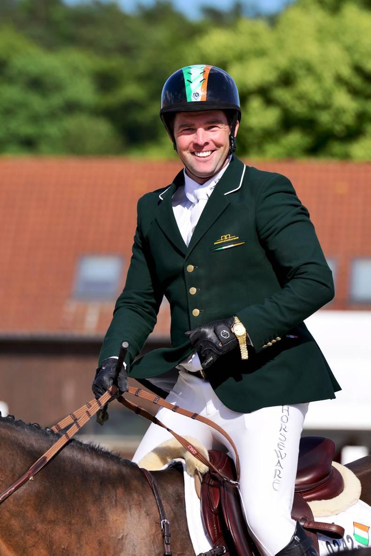 Jockeys Vs show jumpers in Cavan fundraiser