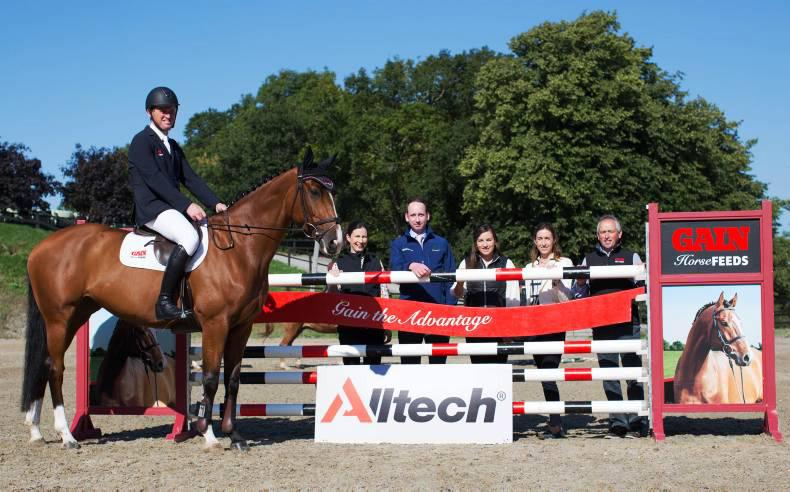 Gain Alltech Autumn Grand Prix league kicks-off this weekend