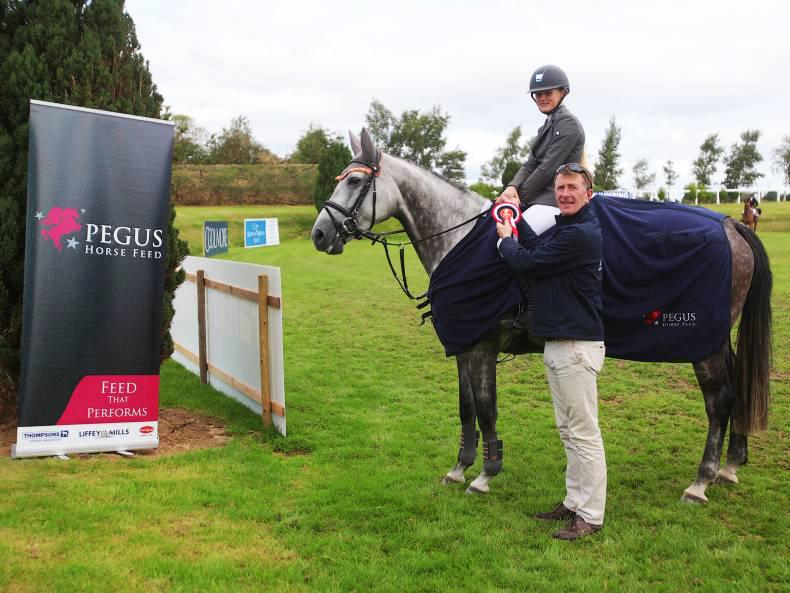 Broderick wins Pegus Leinster final as Kuehnle is crowned champion