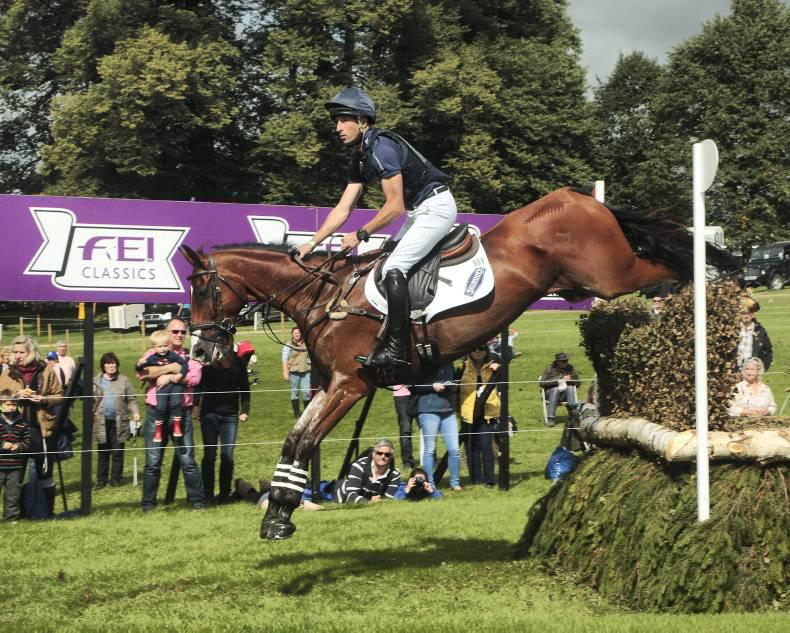 Jung makes history at Burghley as Ringwood Sky Boy is runner-up