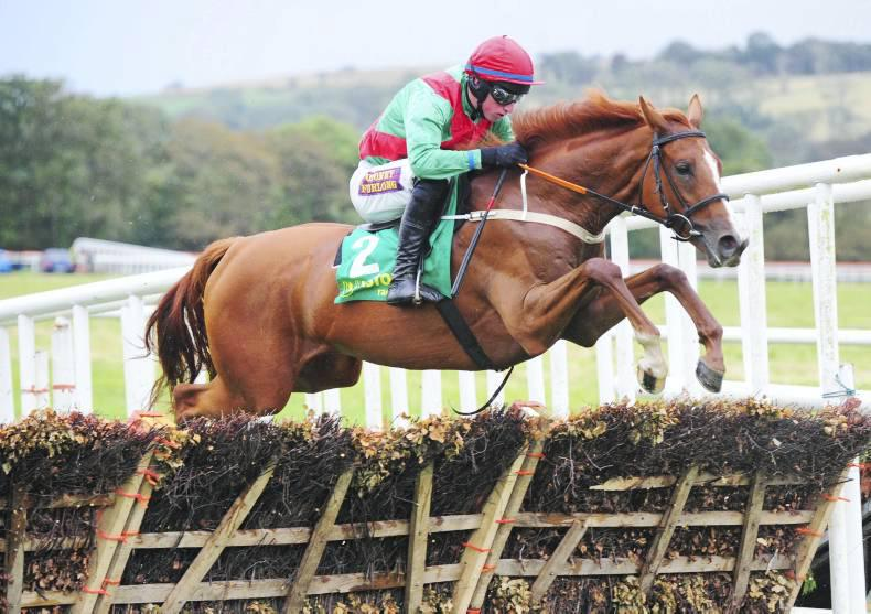 LISTOWEL SUNDAY: Volvalien looks a future star