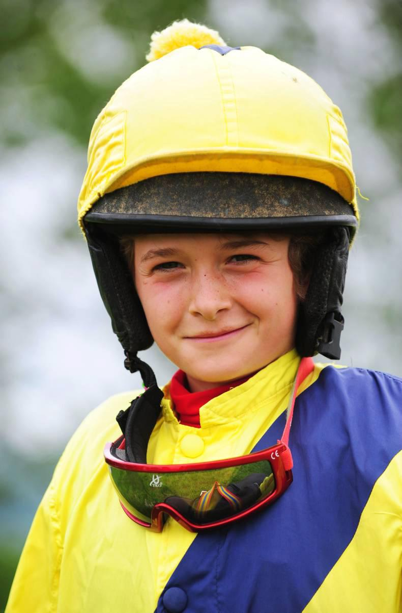 PONY RACING:  Sheehy brothers show the way