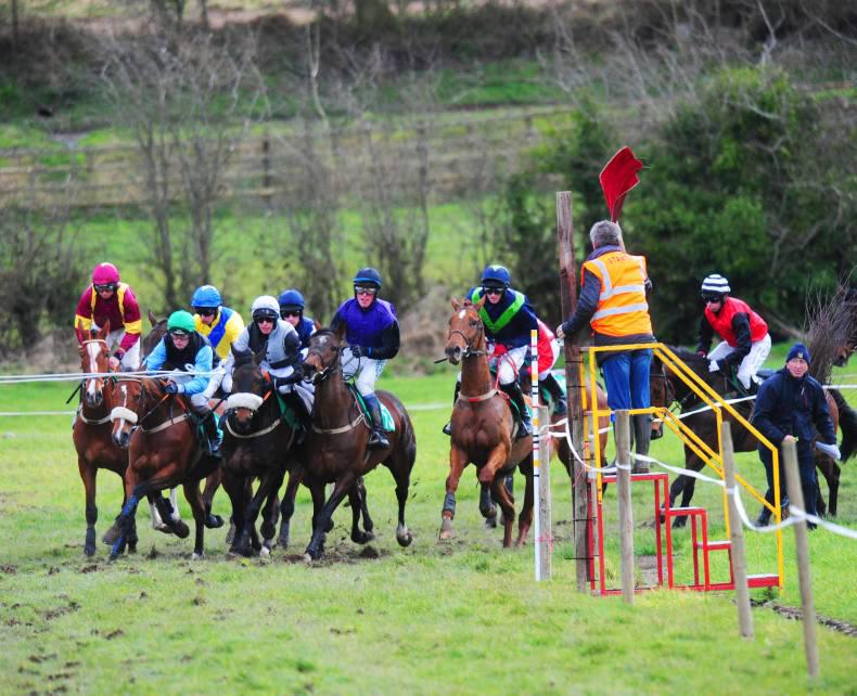 POINT-TO-POINT: Hoping for more runners this autumn