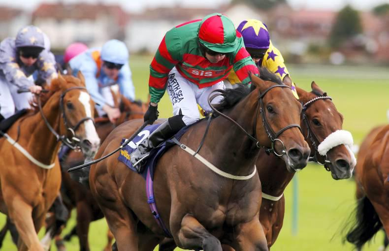 BRITAIN: Fahey has the golden Touch