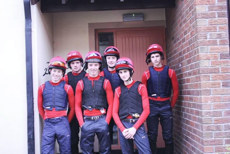 DIRECT FROM THE ACADEMY: Trainee Jockeys rise to the challenge