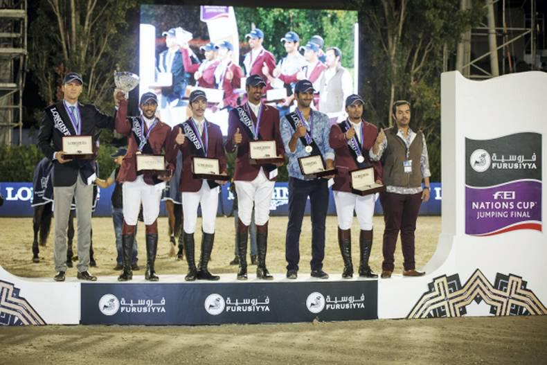 Qatar lift challenge cup in final thriller