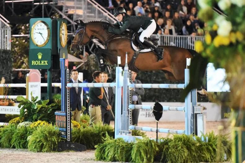 Top-six for Sweetnam and Swail in New York