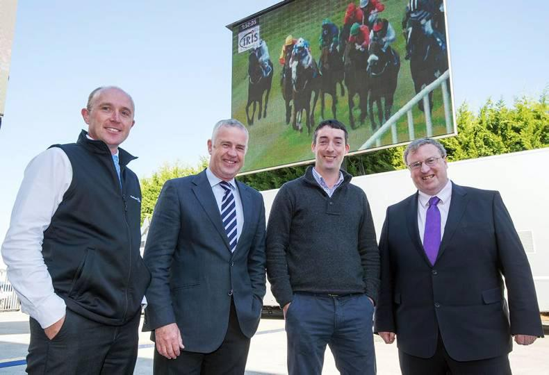 Bigger and better screens available to Irish racecourses