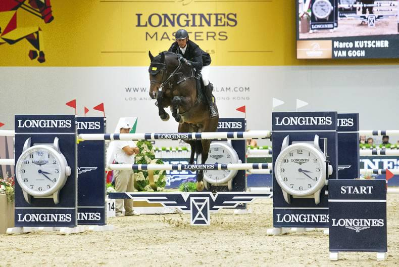 German ace Kutscher snatches LA Masters Grand Prix