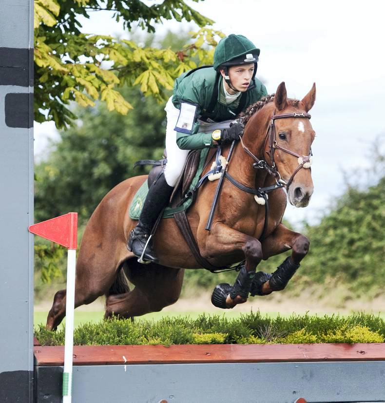 HSI announce eventing team for Boekelo
