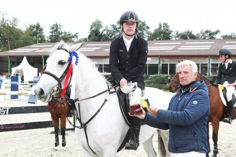 Pender wins French Grand Prix with Connemara pony Mistress
