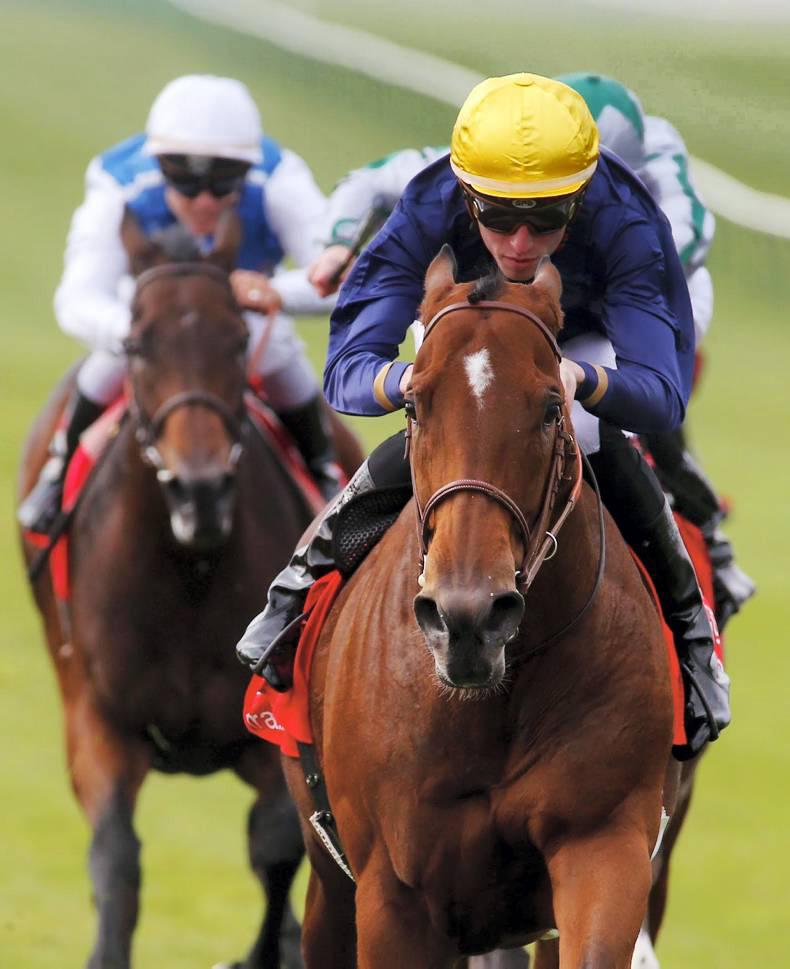 Esoterique dances to another Group 1 win