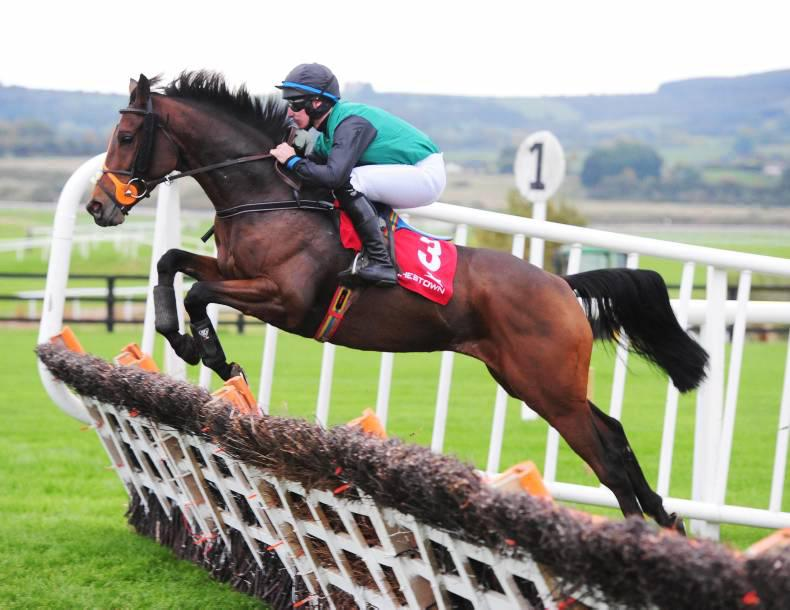 PUNCHESTOWN WEDNESDAY: Modem out for a gallop