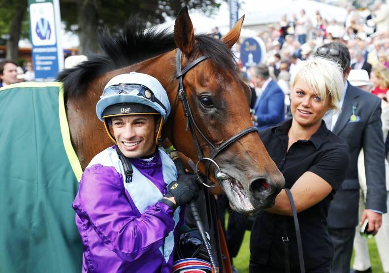 Silvestre de Sousa crowned champion British flat jockey