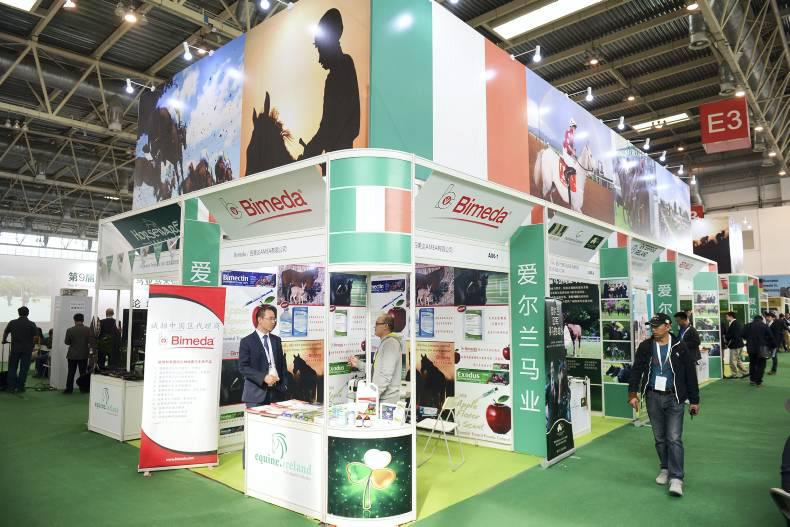 Enterprise Ireland supporting Irish equine industry links with China