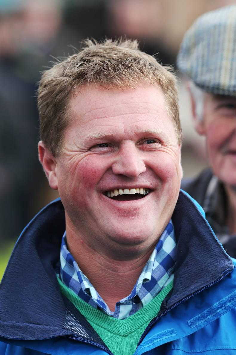 Colin Bowe off to a Flyer at Cheltenham