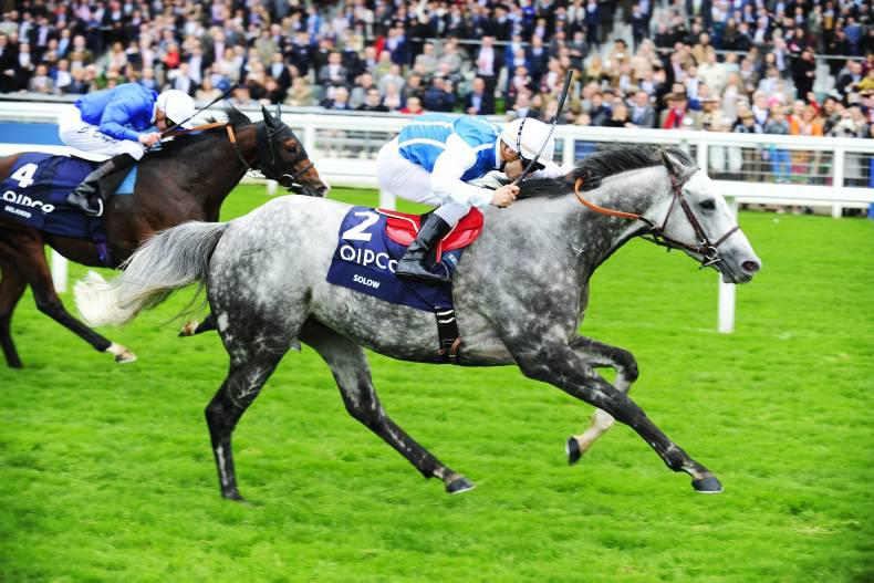 BRITAIN: Solow delights backers as Gleneagles fades
