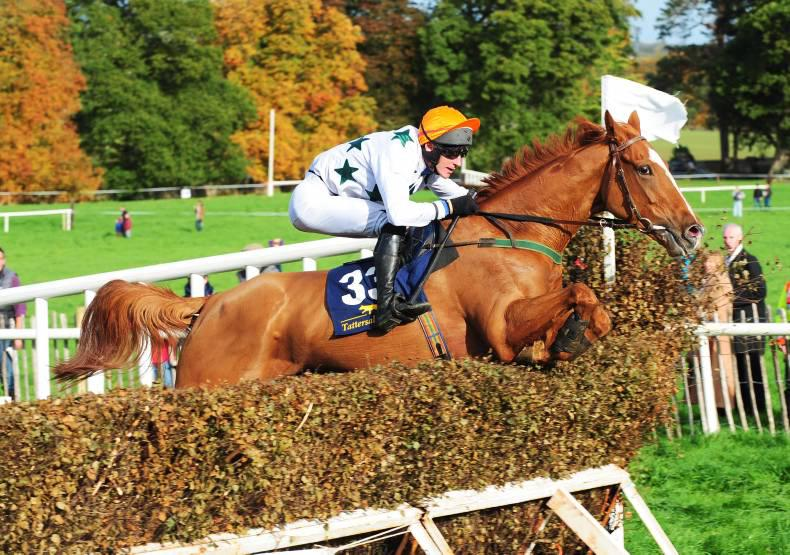 DOWTH HALL SUNDAY: Maple mops up another for Christie