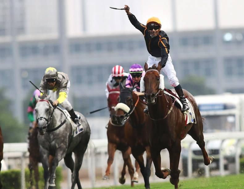 HONG KONG: Able Friend looks better than ever on return to action