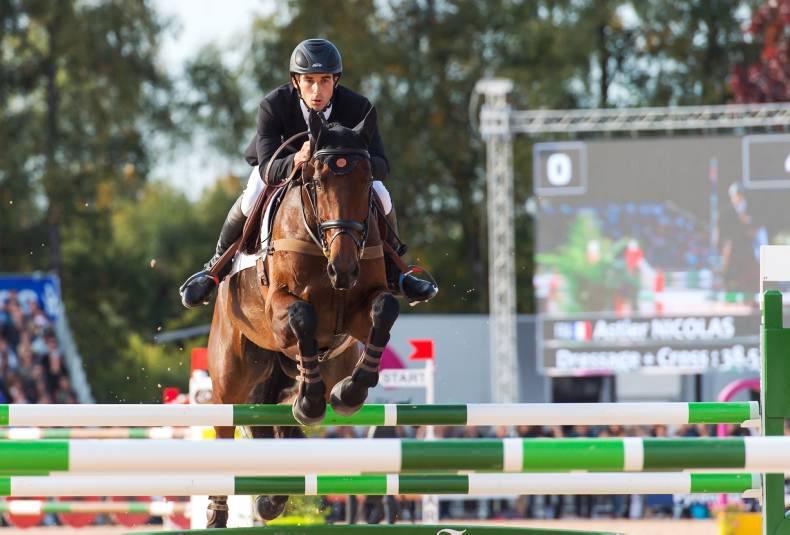 Abbott guides Euro Prince into Pau prizes