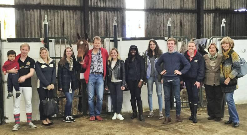 PONY TALES: Halloween fun at Polo Wicklow