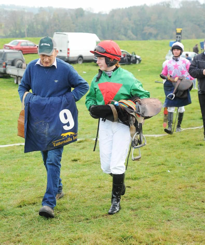 MARGIE MCLOONE: Testing times for Jody Townend
