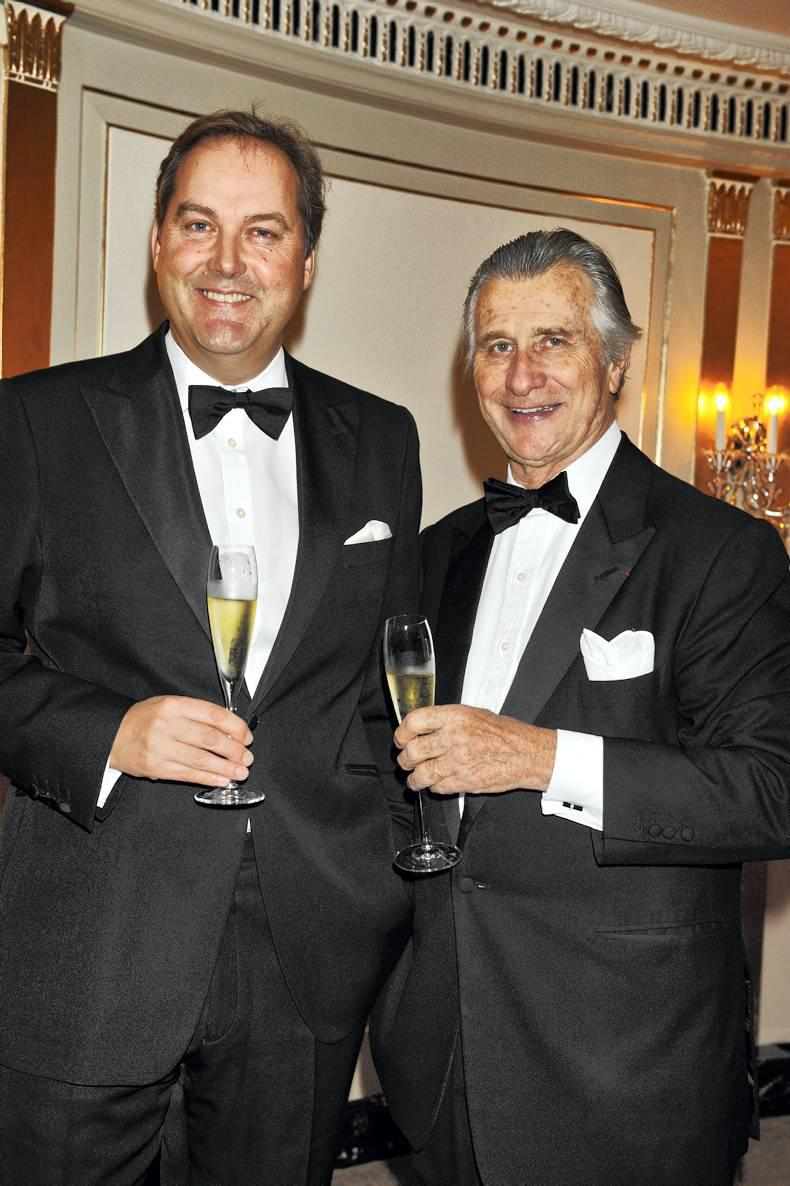 FEATURE: Arnaud and Harry - jewels in the Cartier crown