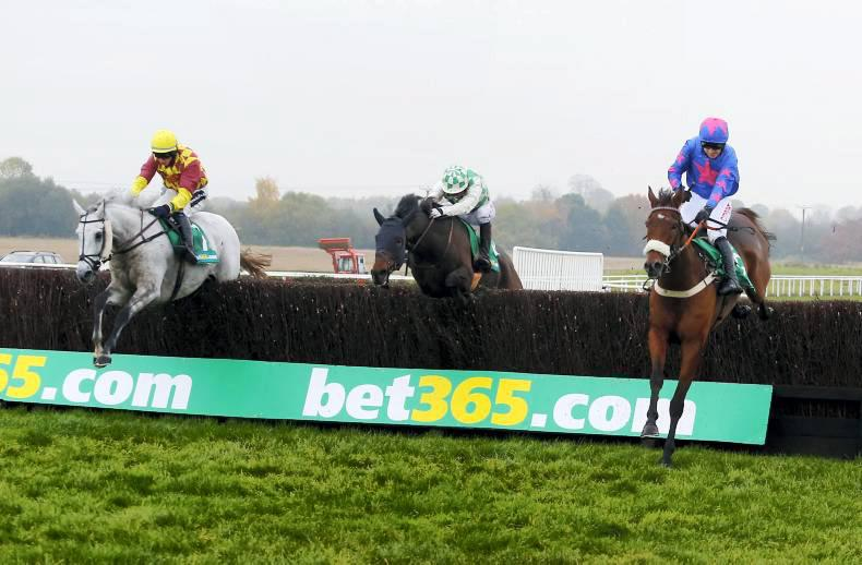 BRITAIN: Cue Card turns back the clock