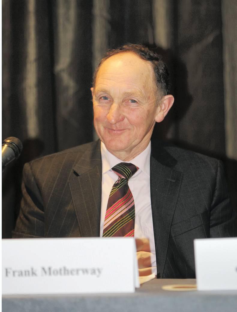 THE BIG INTERVIEW:  Frank Motherway