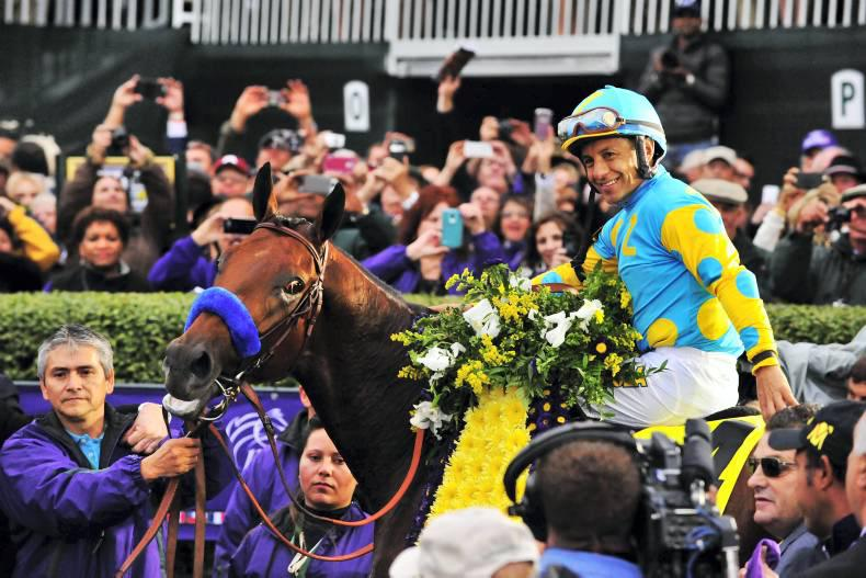 SIMON ROWLANDS:  Pharoah goes out with fitting fanfare