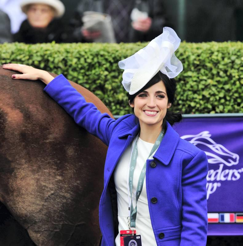 BREEDERS CUP: Runhappy win has sad ending